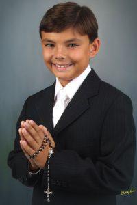 First Communion Portraits