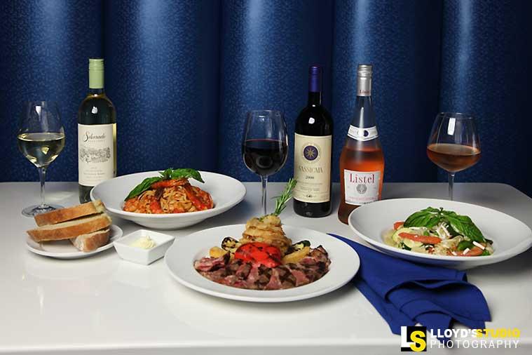 Food Plus Restaurant Photography – Lloyd s Studio Photography
