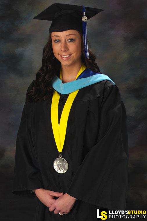 suma cum laude Graduation Portraits