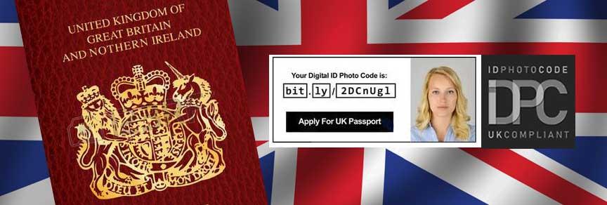 IDPC U K Passport Passport Photo Service, U K Passport Photo IDPC Photographer, photo codes