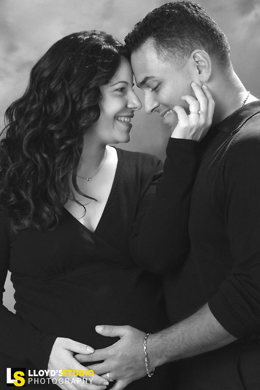 Maternity Portraits - Lloyd's Studio Photography