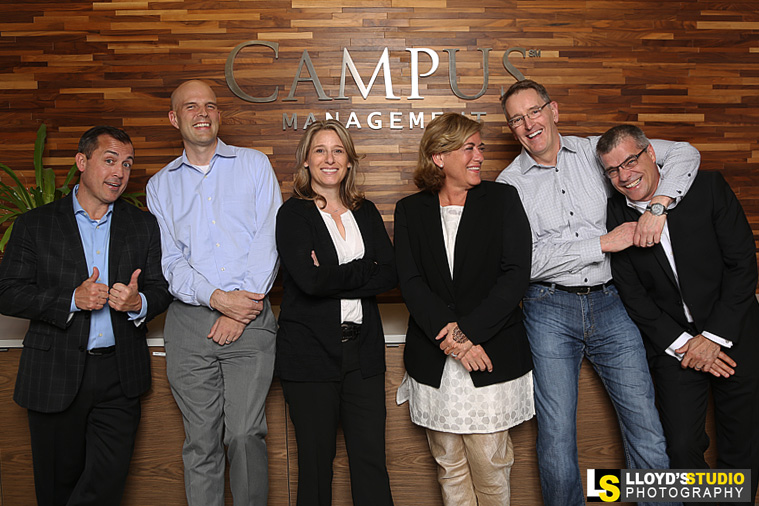 Corporate Group Photo for marketing and advertising
