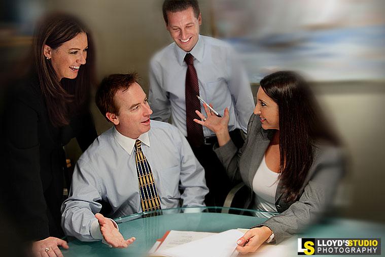 Corporate Group Photos