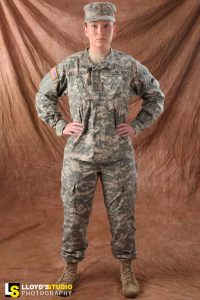 Military Portraits - military promotion portrait - United States ARMY