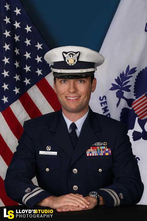 Michael B. United States Coast Guard