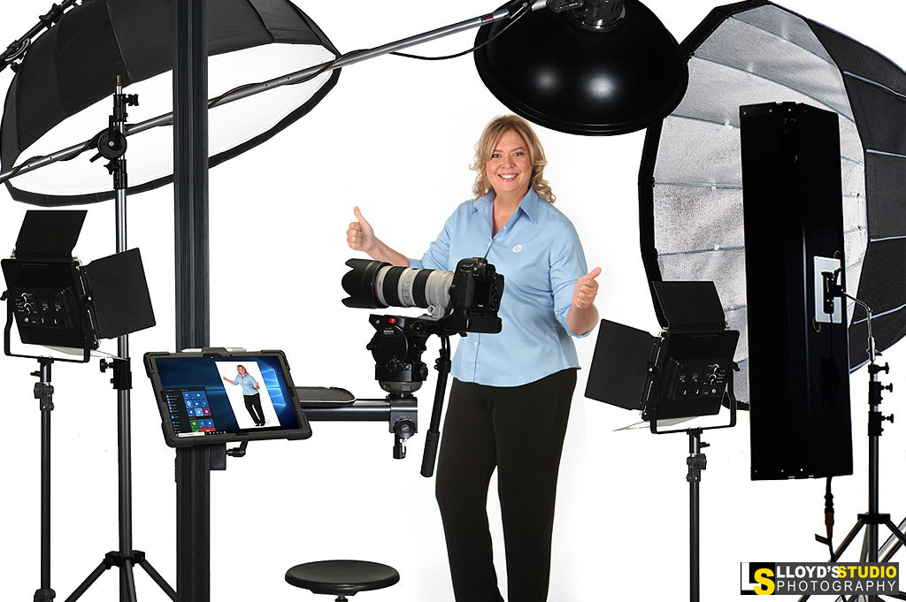 About The Photo Studio , Our Studio Facility at Lloyd's Studio Photography