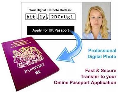 ID Photo Code (IDPC) Service for U K Passport